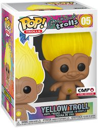 Yellow Troll Vinyl Figure 05