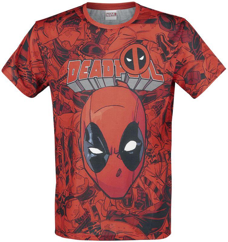 Deadpool - Allover