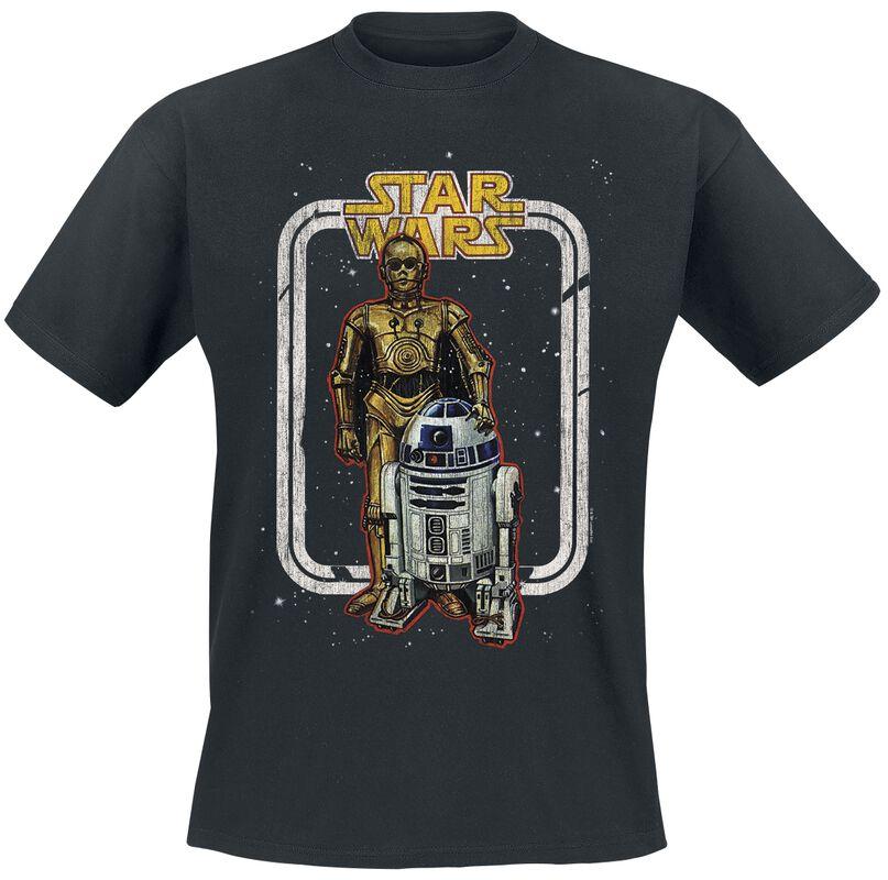 R2-D2 - C3PO