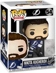NHL  Tampa Bay Lightning - Nikita Kucherov Vinyl Figure 54