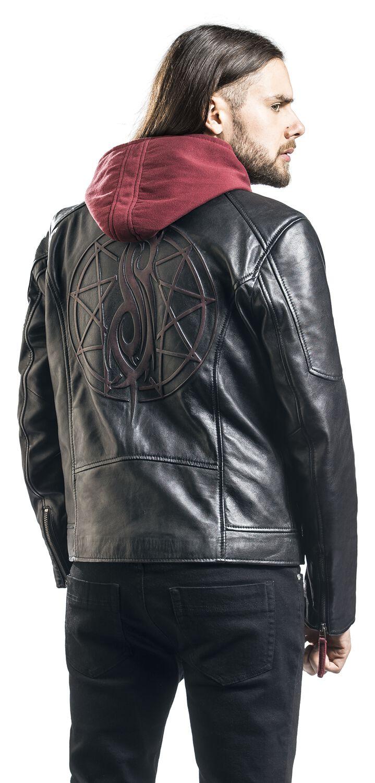 Slipknot Jacket grau Baumwolle Vintage Kapuzenjacke EMP Original M charcoal