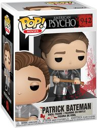 American Psycho Patrick Bateman (Chase Edition Possible) Vinyl Figure 942