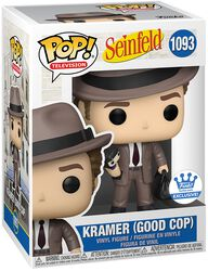 Seinfeld Kramer (Good Cop) (Funko Shop Europe) Vinyl Figure 1093