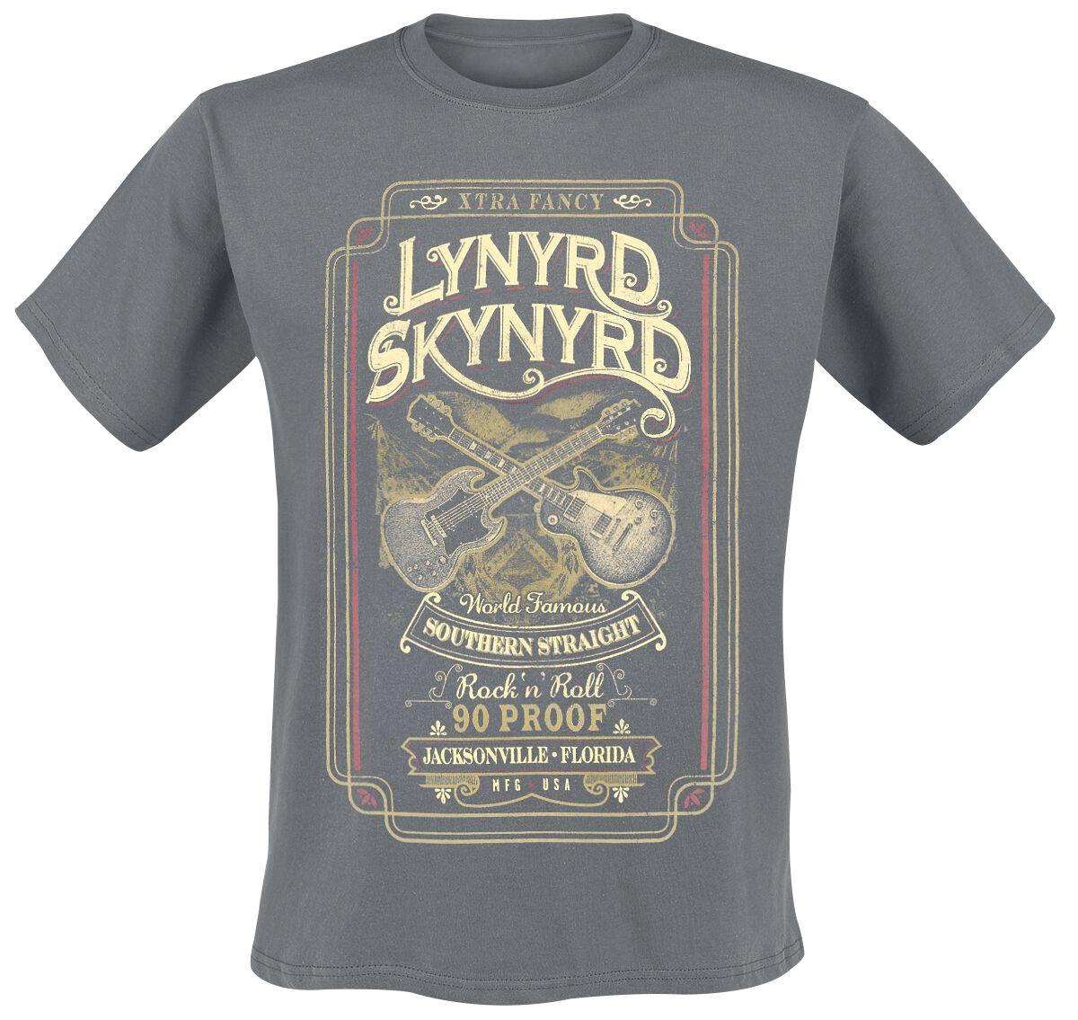 9a2fb67b Lynyrd Skynyrd. Southern Straight. T-Shirt. 5 Reviews