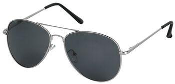 Pilot Glasses Black Lenses