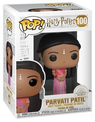 Parvati Patil Vinyl Figure 100