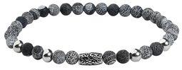 Small Grayscale Bracelet