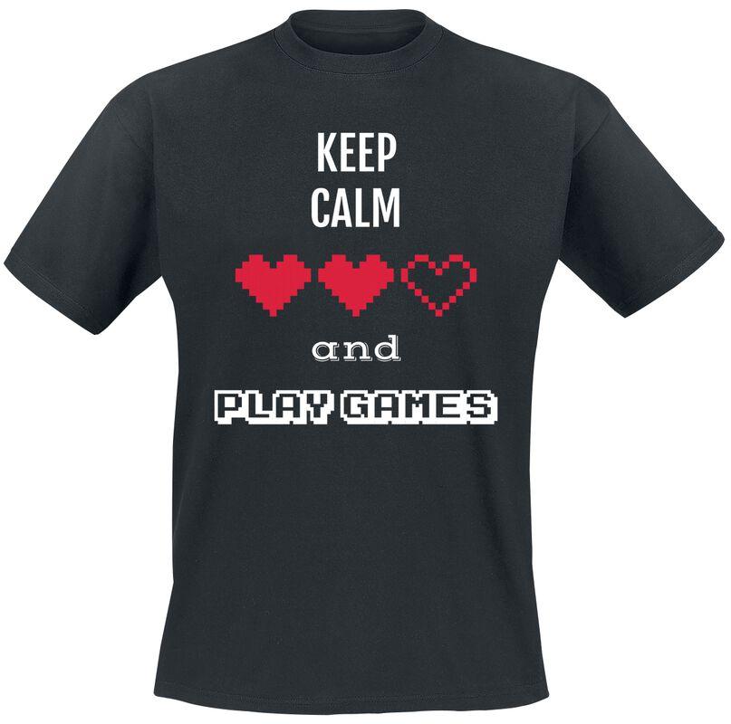 Keep Calm And Play