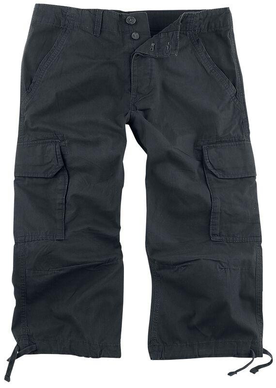 Canvas Cargo Long Shorts
