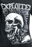 Mohican Skull