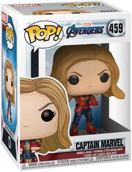 Endgame - Captain Marvel Vinyl Figure 459