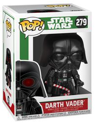 Holiday Darth Vader (Chase Edition Possible) Vinyl Figure 279
