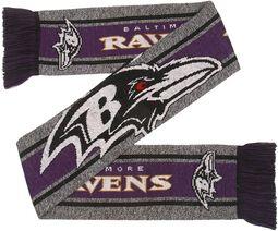 Baltimore Ravens - Big Logo Scarf