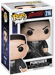 Punisher Vinyl Bobble-Head (Chase Edition Possible) 216
