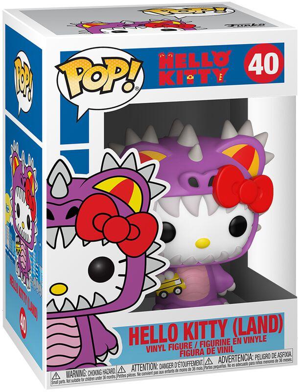 Hello Kitty (Land) Vinyl Figure 40