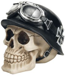 Iron Cross Skull