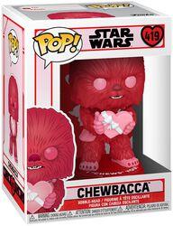 Chewbacca Vinyl Figur 419