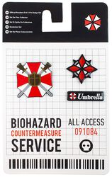 Pin Badge Set
