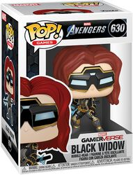 Black Widow (Glow in the Dark) (Chase Edition Possible) Vinyl Figure 630