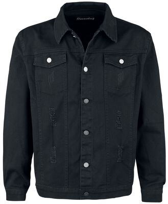 Blackened Jacket