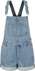 Gemma Dungaree Shorts