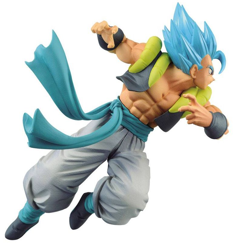 Super - Super Saiyan God Super Saiyan Gogeta