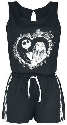 Jack Skellington & Sally