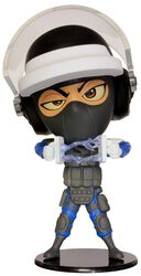 Siege - Six Collection - Doc Chibi Figure