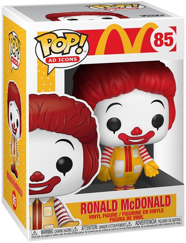 Ronald McDonald Vinyl Figure 85