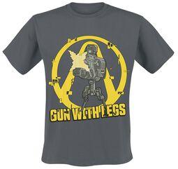 3 - Gun With Legs