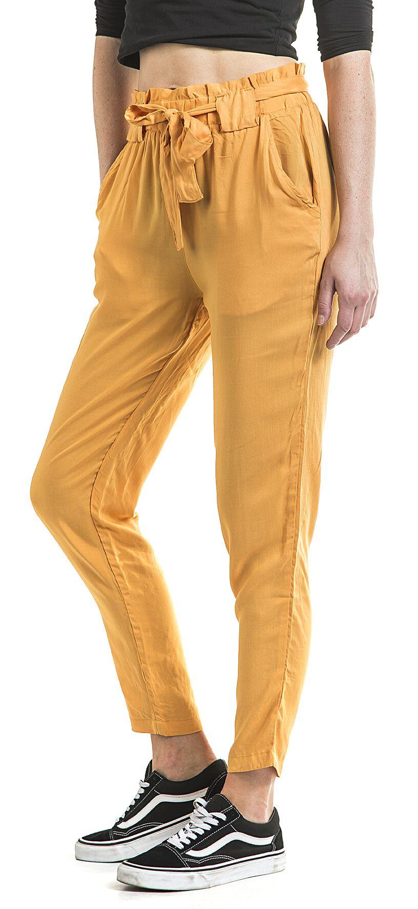 Ruffled Ladies Pant