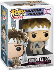 Simon Le Bon Rocks Vinyl Figur 126