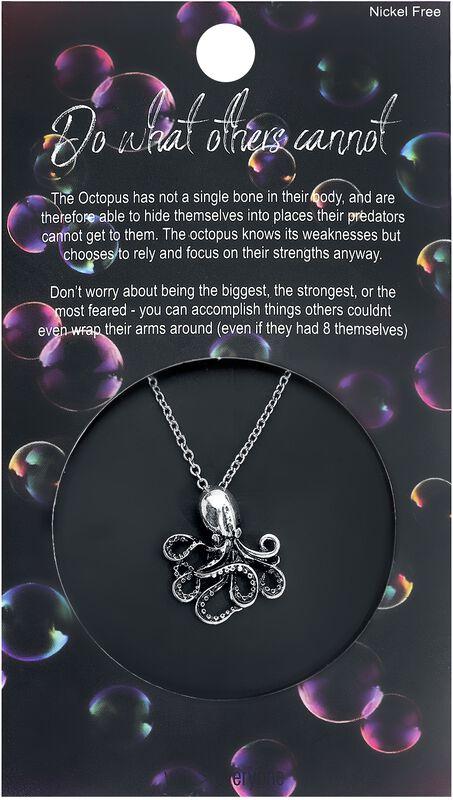Octopus Charm
