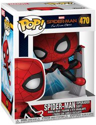 Far From Home - Spider-Man (Upgraded Suit) Vinyl Figure 470