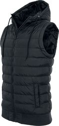 Small Bubble Hooded Vest