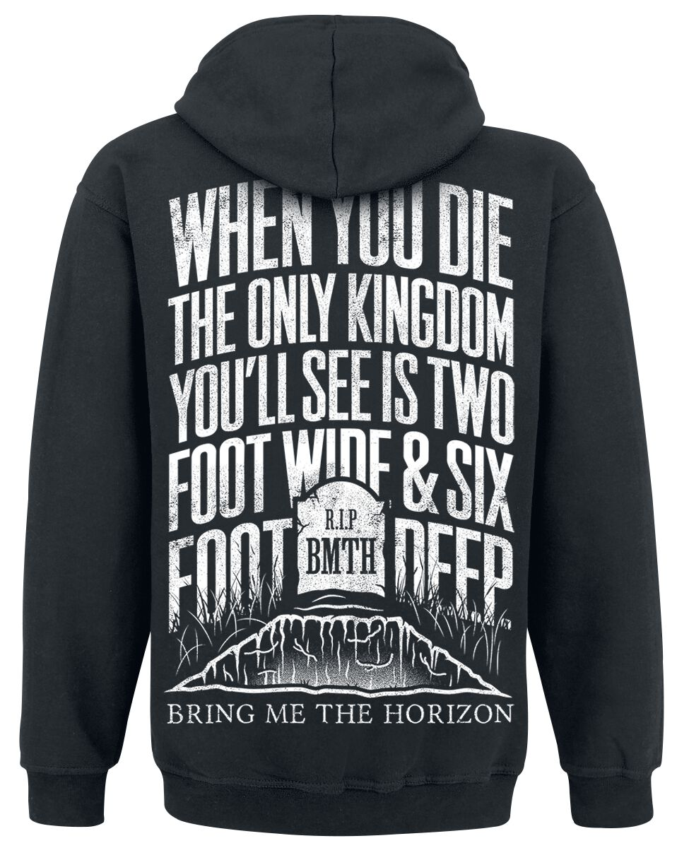 de99a76157145c Bring Me The Horizon. Chained Bat. Hooded sweater. 3 Reviews