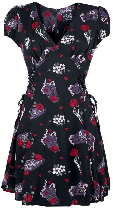 Even In Death Mini Dress