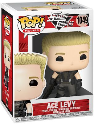 Starship Troopers Ace Levy Vinyl Figure 1049