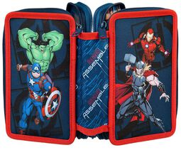 Avengers Triple-Decker Student Case