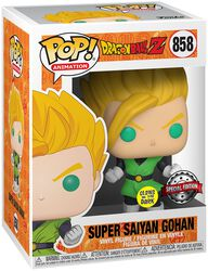 Z - Super Saiyan Gohan (Glow In The Dark) Vinyl Figure 858