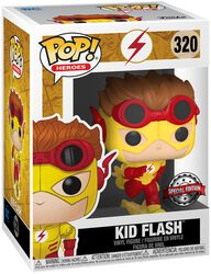 Kid Flash (Chase Edition Possible) Vinyl Figure 320
