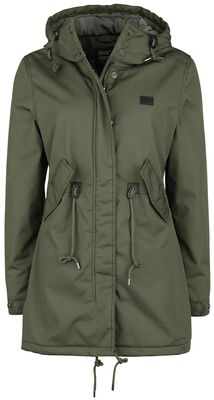 Britt Ladies Parka