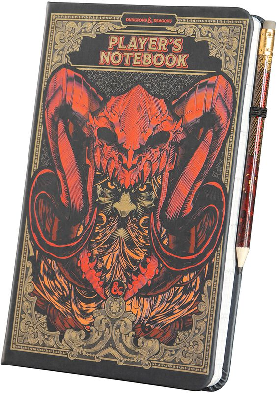 Player's Notebook
