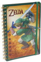 Link - Notebook
