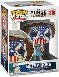 The Purge Election Year - Betsy Ross Vinyl Figure 810