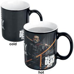 Negan - Heat-Change Mug