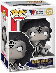 80th Anniversary - Wonder Woman (Black Lantern) Vinyl Figure 393