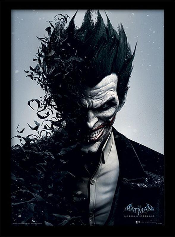 Arkham Origins - Joker