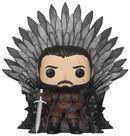 Jon Snow Iron Throne (POP Deluxe) Vinyl Figure 72