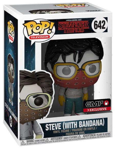 82e26f8647 Steve (with Bandana) Vinyl Figure 642